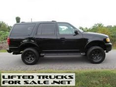 2001 Ford Expedition Tires