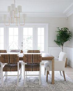 Home Interior, Modern Interior, Interior Design, Interior Ideas, Side Chairs, Dining Chairs, Dining Nook, Room Chairs, Dining Room Inspiration