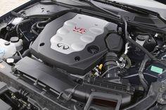 2005 Infiniti G sedan - 3.5 DOHC V-6 VQ35DE