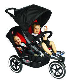 phil explorer stroller super cool jogging stroller system you can convert to a double stroller when you have you second child!