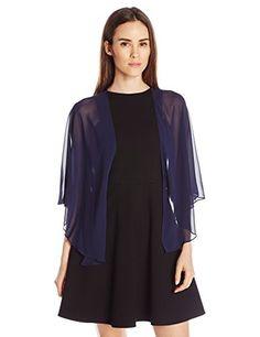 S.L. Fashions Women's Poly Chiffon Shrug Jacket, Navy, Sm... https://www.amazon.com/dp/B01LX97WVF/ref=cm_sw_r_pi_dp_x_c8nDybVPM1PZT