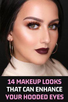 Gorgeous Makeup: Tips and Tricks With Eye Makeup and Eyeshadow – Makeup Design Ideas Black Eye Makeup, Eye Makeup Tips, Smokey Eye Makeup, Makeup For Brown Eyes, Glam Makeup, Eyeshadow Makeup, Makeup Ideas, Beautiful Eye Makeup, Stunning Eyes