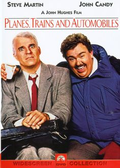 Planes, Trains & Automobiles An older movie, but these Actors Steve Martin and John Candy were a hit in their own time! We lost a great comedian in John Candy. 80s Movies, Funny Movies, Comedy Movies, Great Movies, Movies To Watch, Funniest Movies, 80s Movie Posters, Famous Movies, Cult Movies