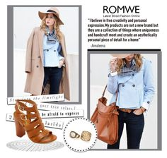 """""""Romwe Contest"""" by auryn1d5sos ❤ liked on Polyvore featuring Bamboo"""