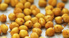 Dica de salgadinho saudável para dieta: grão de bico assado - Bolsa de Mulher