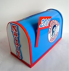 Grad card box? you could put bound to college