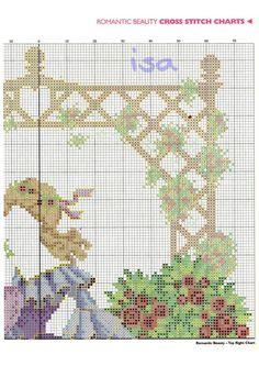Tarjeta de cabañas de playa en miniatura Cross Stitch Kit Textile Heritage