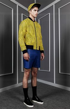 Anzevino-Getty_ss15_lookbook_fy13 Fashion Wear, Fashion Models, Mens Fashion, Spring Summer 2015, Spring Summer Fashion, River Viiperi, Casual Wear For Men, Street Culture, Street Style Trends