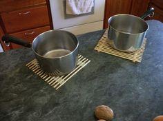 Picture of Chopstick Trivet / Hot Pads