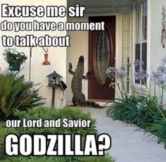 *Knock, Knock*..... Who's There??