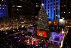 Rockefeller Center Tree Lighting 2016 is on Saturday, December 3, 2016.  When do…