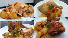 Por ejemplo, con alitas o muslos. Las recetas las reúne en este post la autora del blog COCINA FÁCIL.