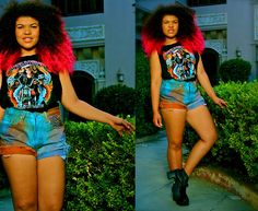 Raise Your Glass (DIY Shorts Part 1) (by Madison  Dewberry) http://lookbook.nu/look/3610713-Raise-Your-Glass-DIY-Shorts-Part-1