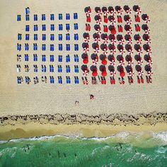 30 spiagge viste dai droni. #Fromwhereidrone, la community che mostra il mondo dall'alto (FOTO)