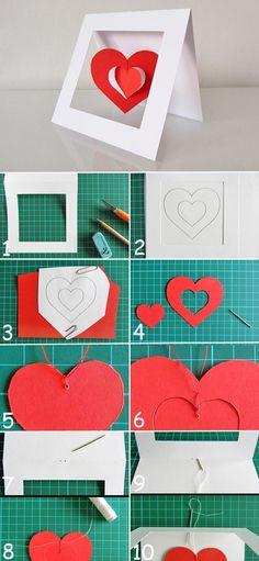 Xem trước 4 mẫu thiệp Valentine vừa xinh vừa dễ làm 2