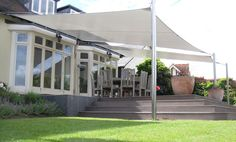 Rectangle garden canopy - Cunningham Covers