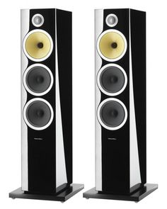 Bowers and Wilkins CM9 S2 Speakers (Pair) Black