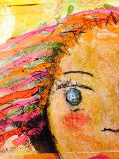 Art Journal — She Comes in Colors