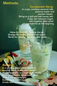 Es Teler Recipe (Indonesian Iced Mix Fruit)