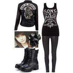 """""""Sons of anarchy"""" by bvbllamabvb on Polyvore"""