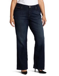 Levi`s Women`s Plus-Size 580 Defined Waist Jean for only $37.99 You save: $20.01 (34%) + Free Shipping