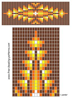 Image result for Free Loom Bead Patterns