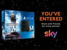 Win a Star Wars Gaming Package!