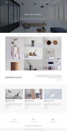 Furniture Design Inspiration Tips - Painted Furniture Ideas Funky - - Country Furniture Ideas Homepage Design, Web Ui Design, Design Blog, Logo Design, Graphic Design, Interior Design Website, Flat Design, Website Design Inspiration, Layout Inspiration