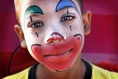 carnevale bambini trucco clown