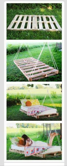 Love this.. coming soon to my yard! I could relax forever :)