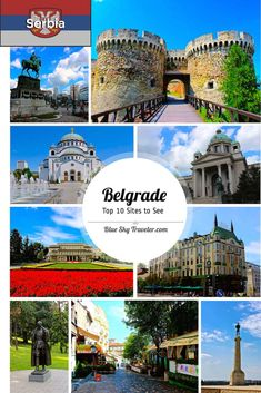 Belgrade, home to an ancient fortress, Communist-era architecture & a vibrant city nightlife of modern floating nightclubs on the Danube & Sava rivers.