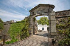 Colonia del Sacramento: Puerta de la Ciudadela.