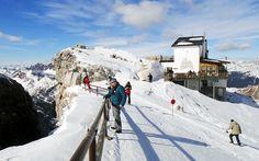 Neve em San Martino di Castrozza
