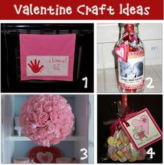 Valentine Craft | http://craftsandcreationsideas.blogspot.com