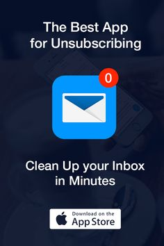 """""""I just dumped my other email app for this new iPhone app..."""" -Business Insider"""