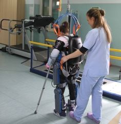 Robotics for children's disease