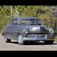 "1950 Custom Built Mercury from the movie ""COBRA"""
