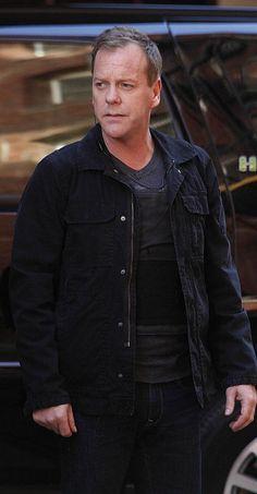 """24"" Kiefer Sutherland Jack Bauer Screen Worn Thermal Shirt Season 8 | eBay"