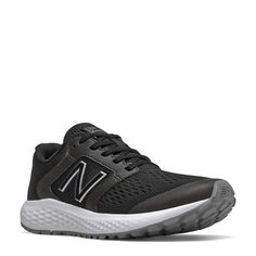 67b7207cf7f New Balance Women s 520 V5 Medium Wide Running Shoes (Black)