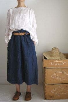 daniela gregis washed shakespeare skirt