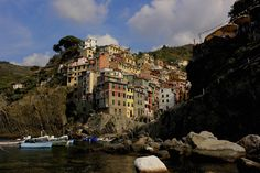 Live Life Like a Best Seller: Cinque Terre Italy