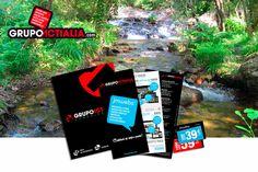 Grupo Actialia ha presentado sus servicios en Gualba de diseño web, diseño gráfico, imprenta, rotulación y marketing digital. Para más información www.grupoactialia.com o 93.516.00.47