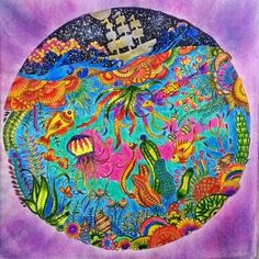 Inspirational Coloring Pages by @tatianefmcordeiro #inspiração #coloringbooks #livrosdecolorir #jardimsecreto #secretgarden #florestaencantada #enchantedforest #reinoanimal #animalkingdom #adultcoloring #johannabasford #milliemarotta