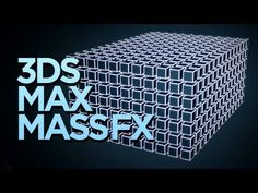MassFX and Space Warp Forces Tutorial - YouTube