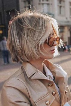 20 Adorable Hairstyle You Can Copy Now - # Adorable . - 20 adorable hairstyle that you can copy now – # adorable copy – hairstyles ideas wom - Medium Hair Styles, Curly Hair Styles, Corte Y Color, Grunge Hair, Pretty Hairstyles, Hairstyle Ideas, Blonde Bob Hairstyles, Bangs Hairstyle, Hair Bangs