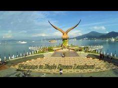 Phantom FPV Eagle Square Langkawi - YouTube
