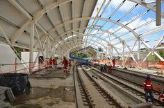 Pregopontocom Tudo: Obras do metrô de Salvador no trecho Retiro-Pirajá estão em ritmo acelerado...