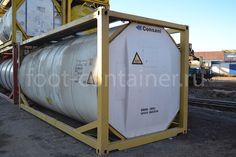 Контейнер 20′ Tank Container