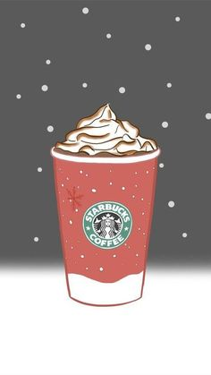 Coffee wallpapers for iPhone and Android. Clik the link for Tech News and Gadget updates. Coffee Wallpaper Iphone, Starbucks Wallpaper, Holiday Iphone Wallpaper, Cute Christmas Wallpaper, Winter Wallpaper, Cute Wallpaper For Phone, Cute Wallpaper Backgrounds, Aesthetic Iphone Wallpaper, Coffee Wallpapers