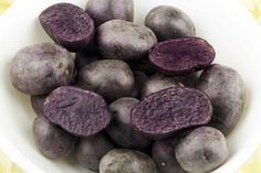 Out of the Blue: Growing Blue and Purple Potatoes Best Nutrition Apps, Nutrition Food List, Nutrition Store, Nutrition Information, Nutrition Education, Coconut Milk Nutrition, Nutritional Cleansing, Purple Potatoes